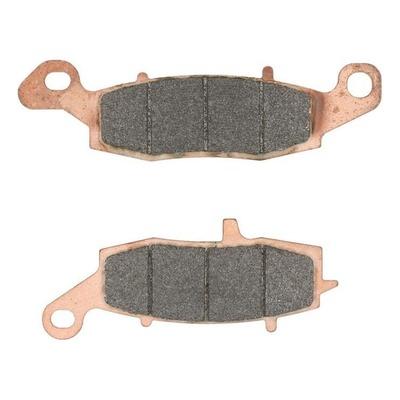 Plaquettes de frein TRW métal fritté MCB681SV