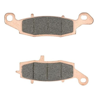 Plaquettes de frein TRW métal fritté MCB682SV