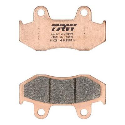 Plaquettes de frein TRW métal fritté MCB685SRM