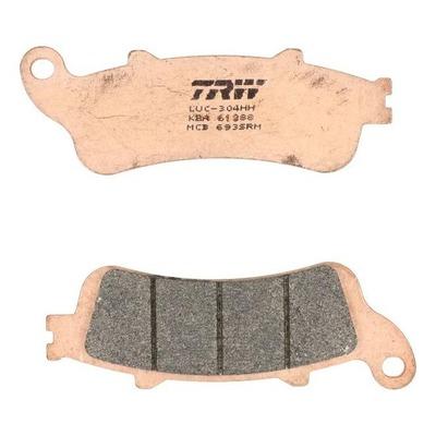 Plaquettes de frein TRW métal fritté MCB693SRM