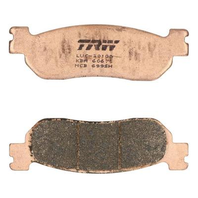 Plaquettes de frein TRW métal fritté MCB699SH