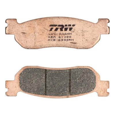 Plaquettes de frein TRW métal fritté MCB699SRM