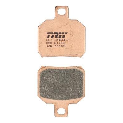Plaquettes de frein TRW métal fritté MCB700SRM