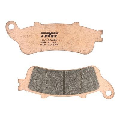 Plaquettes de frein TRW métal fritté MCB704SRM