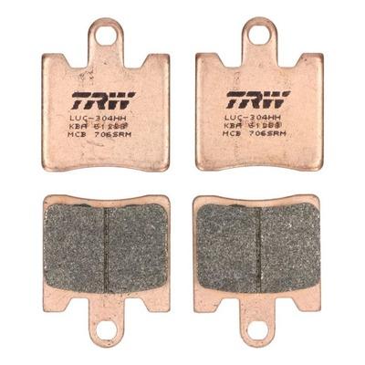 Plaquettes de frein TRW métal fritté MCB706SRM