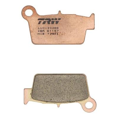 Plaquettes de frein TRW métal fritté MCB739SI