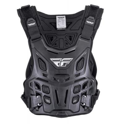 Plastron offroad Fly Racing Revel Race noir