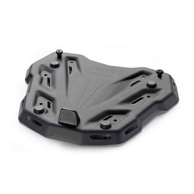 Platine Givi M9A Monokey en aluminium noir