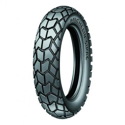 Pneu arrière trail Michelin Sirac 120/80-18 62T TT