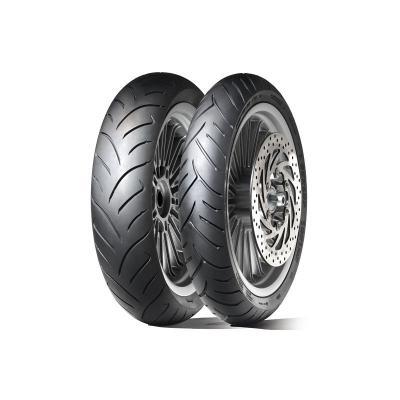 Pneu Dunlop Scootsmart 100/80-10 TL 53L