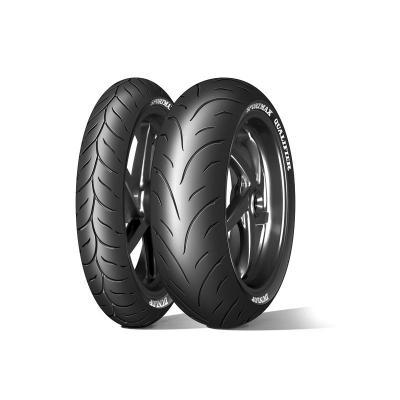 Pneu Dunlop Sportmax Qualifier Hd 180/55R17 TL 73W