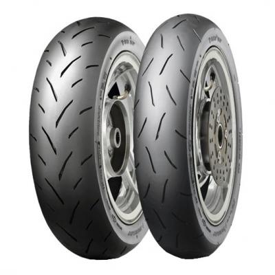 Pneu Dunlop TT93 Gp 3.50/_-10 TL 51J