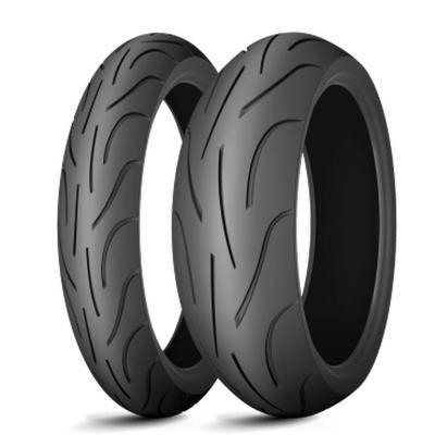 Pneu Michelin Pilot Power Rear 190/55ZR17 TL 75W
