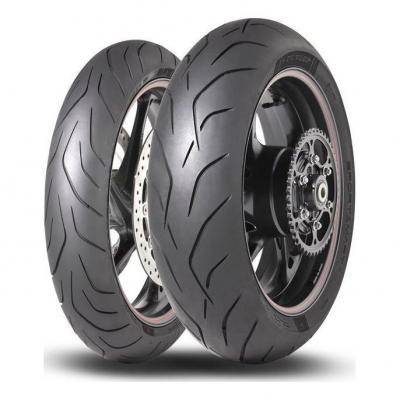 Pneu moto arrière Dunlop Sportmax Sportsmart 3 180/55 ZR 17 73W TL