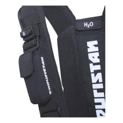 Pochette de bretelle de sac à dos Enduristan Energy Pack noir