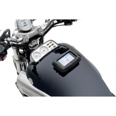 Pochette magnétique Saddlemen E-Pak pour GPS