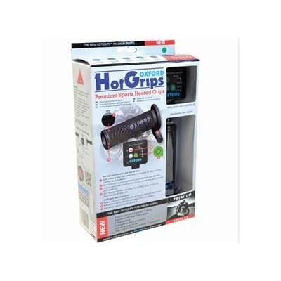 Poignées chauffantes Oxford Hotgrip Premium Sport