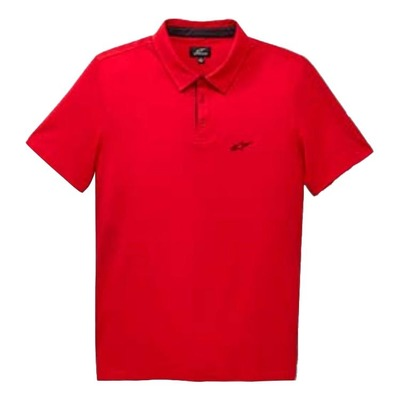 Polo Alpinestars Eternal rouge