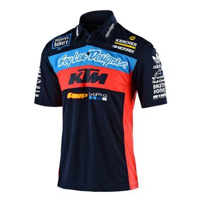 Polo Troy Lee Designs KTM Team 2019 navy
