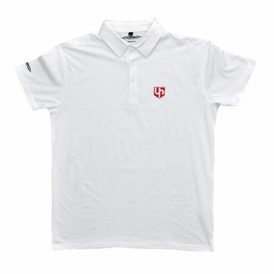 Polo UP Design blanc