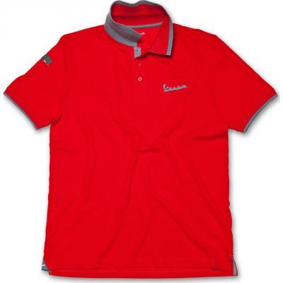 Polo Vespa Original rouge