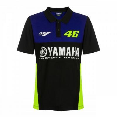 Polo VR46 Valentino Rossi Yamaha Dual Racing 2019