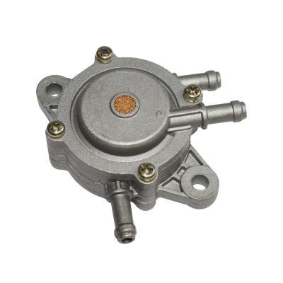 Pompe à essence adaptable Piaggio super hexagon/x9 2001>2003/beverly alu
