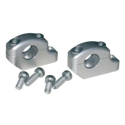 Pontets de guidon LSL Ø28,6 mm pour tés décalage 16 mm