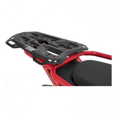 Porte-bagages SW-Motech ADVENTURE-RACK noir Moto Guzzi V85 TT 19-20