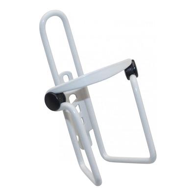 Porte-bidon Newton N1 alu blanc