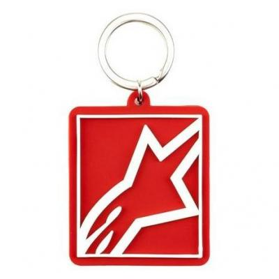 Porte clé Alpinestars Corp Shift rouge