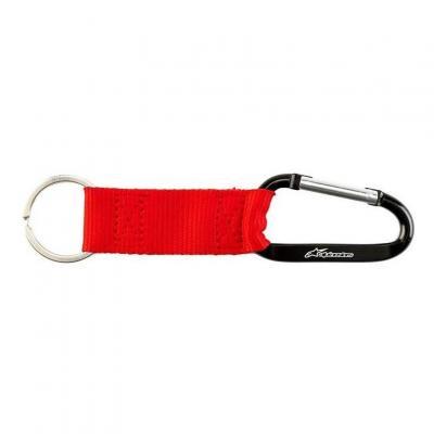Porte clé Alpinestars Snap Hook rouge