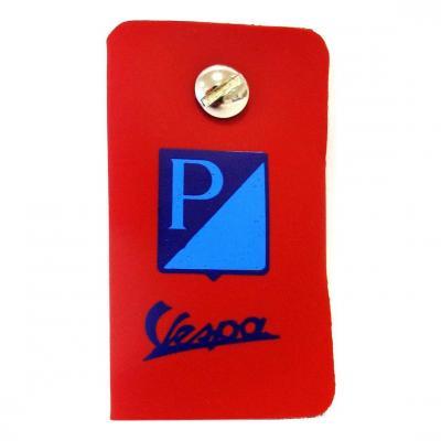 Porte-clé Vespa Vintage rouge