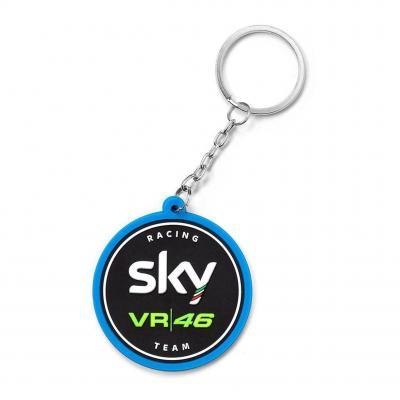 Porte clé VR46 Valentino Rossi Team Sky Racing noir 2019