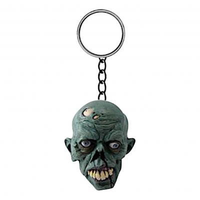 Porte Clés LETHAL THREAT Zombie Skull