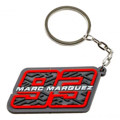 Porte-clés Marc Marquez 93 gris foncé
