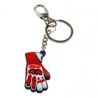 Porte-clés Marc Marquez Gant blanc/rouge