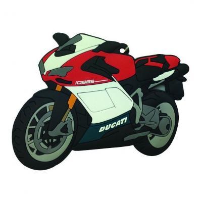 Porte clés MotoGP Ducati 1098