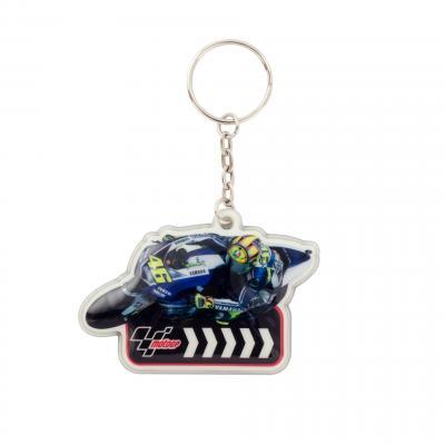 Porte clés MotoGP Rossi #46 Yamaha