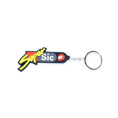Porte clés MotoGP Simoncelli SuperSic