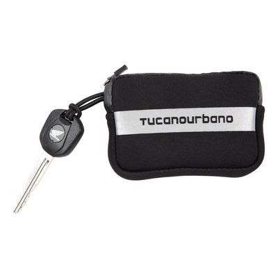 Porte clés pochette Tucano Urbano Key Bag noir