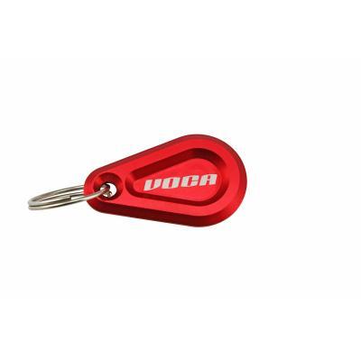 Porte clés Voca rouge