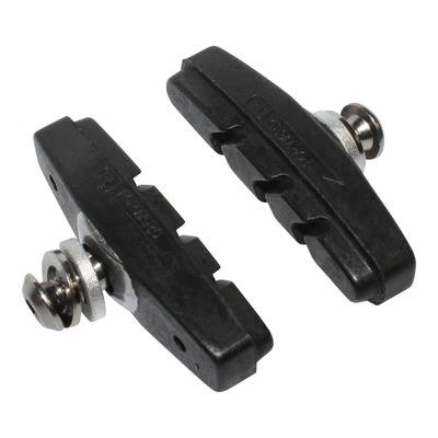 Porte-patins moulés Newton noir