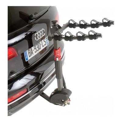 Porte-vélo sur attelage Mottez Hercule pour 4 vélos