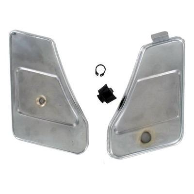 Portes de boite à outils acier zingué pour Peugeot 103 SP / MVL