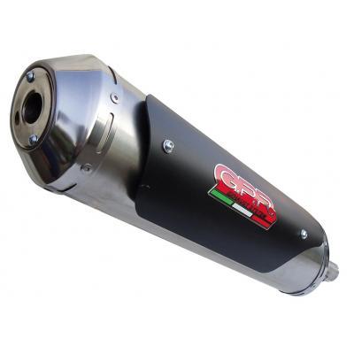 Pot d'échappement GPR Maxi Street Inox X-Citing 400I