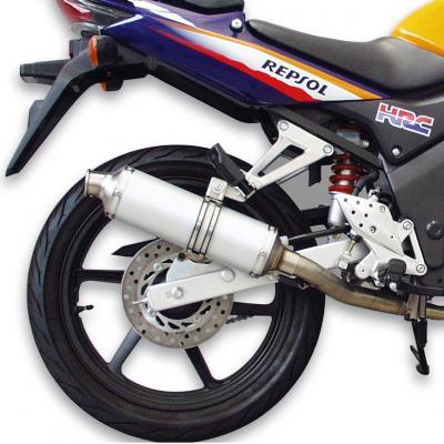 Pot d'échappement Malossi GP MHR Replica Honda CBR R 125