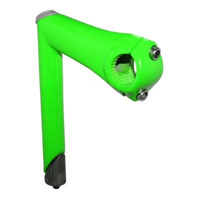 Potence route/Fixie Colors à plongeur 22,2mm L.100mm vert