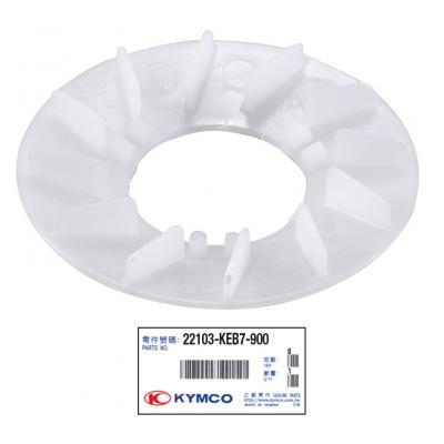 Poulie ventilée Kymco Agility/Like/Super 8/Vitality 22103-KEB7-900