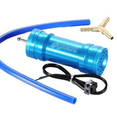 Poumon récupération Polini gaz bleu
